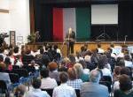 AZ ARADI VÉRTANÚKRA EMLÉKEZÜNK - Bicske város Önkormányzatának ünnepi megemlékezése 02
