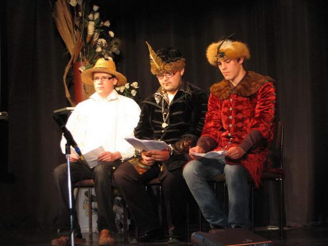 BÁNK BÁN - Interaktív operamese előadás bicskei fiatalok szereplésével 3