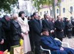 Bicske város Önkormányzatának díszünnepsége az 1956-os forradalom és szabadságharc 55. évfordulója tiszteletére 02
