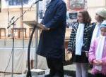 Bicske város Önkormányzatának díszünnepsége az 1956-os forradalom és szabadságharc 55. évfordulója tiszteletére 04