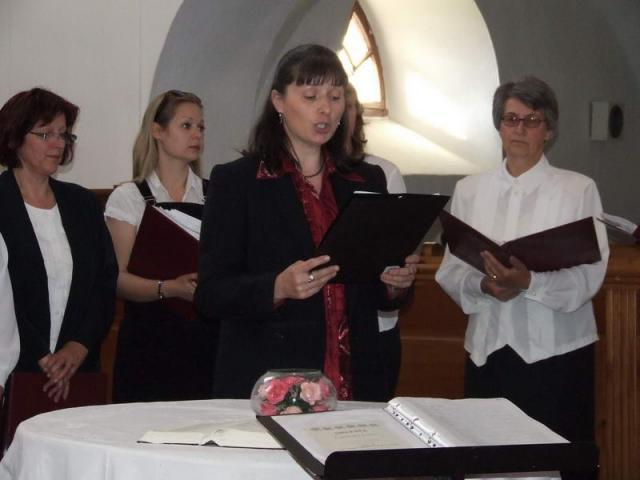 BICSKEI KÓRUSTALÁLKOZÓ - a református templomban 03