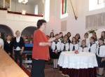 BICSKEI KÓRUSTALÁLKOZÓ - a református templomban 12