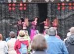 BICSKEI NAPOK - Arabesqe Dance hastánc bemutatója