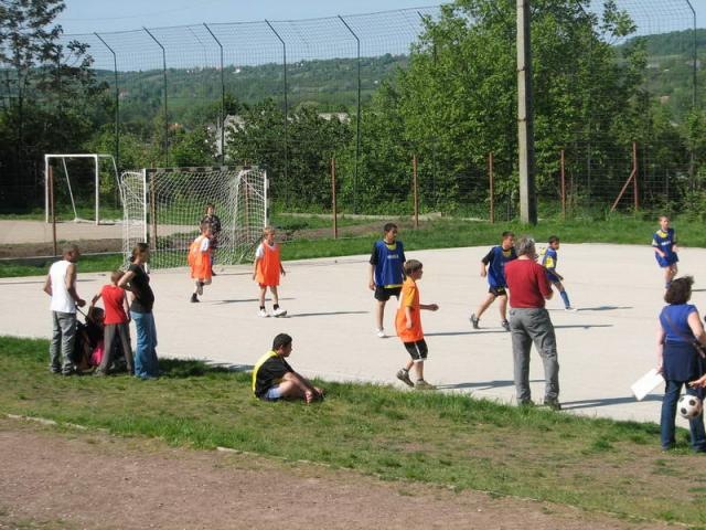 CSOKONAI KUPA - KISPÁLYÁS LABDARÚGÓ TORNA Körzeti diák kispályás labdarúgó torna 03