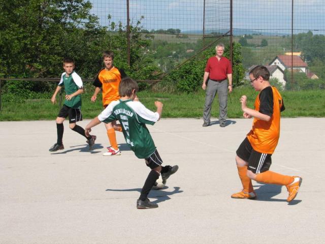 CSOKONAI KUPA - KISPÁLYÁS LABDARÚGÓ TORNA Körzeti diák kispályás labdarúgó torna 10