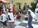 ÉLŐSAKK - Bemutató és sakk szimultán – Vendégünk Adorján András 5