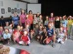 HUNCUTKA MESETÁBOR - Gyermektábor a Művelődési Központban 02