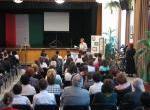 AZ ARADI VÉRTANÚKRA EMLÉKEZÜNK - Bicske város Önkormányzatának ünnepi megemlékezése 03