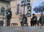 Bicske város Önkormányzatának díszünnepsége az 1956-os forradalom és szabadságharc 55. évfordulója tiszteletére 06