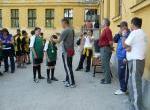 CSOKONAI KUPA - KISPÁLYÁS LABDARÚGÓ TORNA Körzeti diák kispályás labdarúgó torna 13